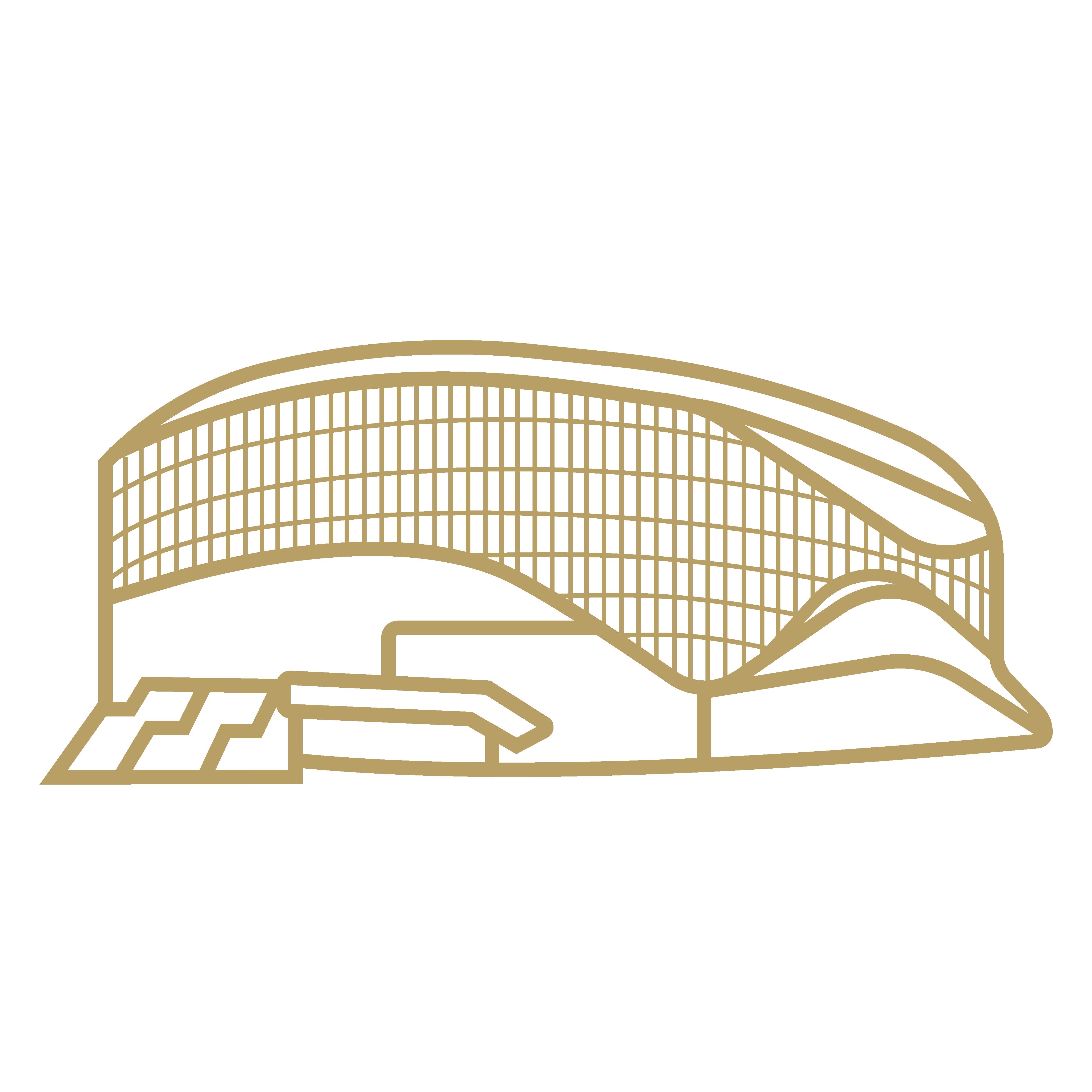 Tottenham Hotspur Stadium Gold-01